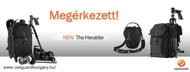 8d01a2025a88 Megérkeztek a The Heralder termékcsalád új tagjai - Gizmológia