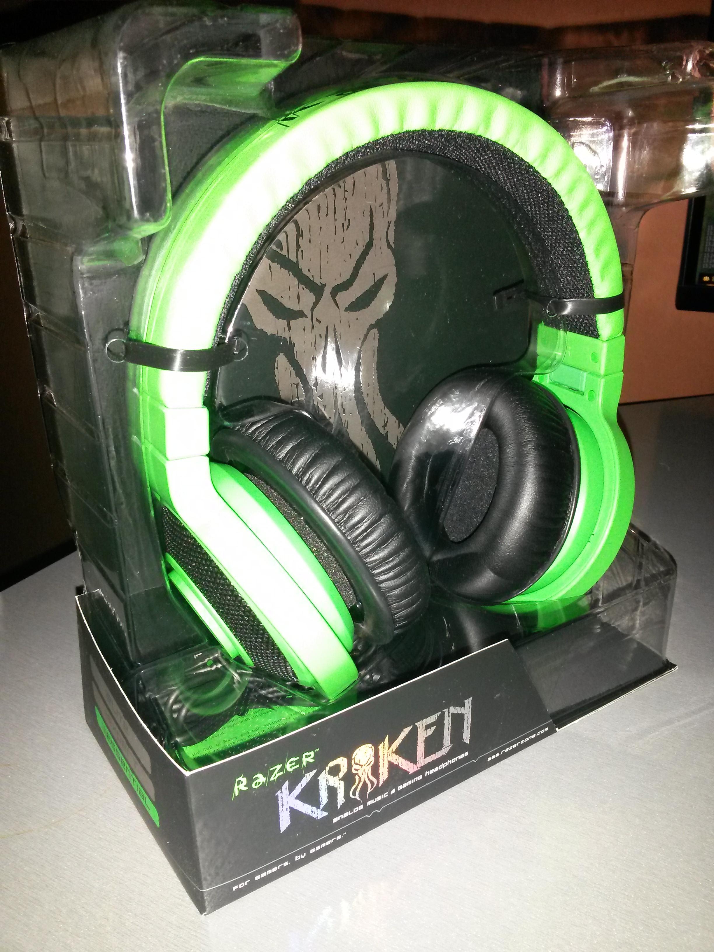 A Kraken fejhallgató egy olyan eszköz c76ee4af00