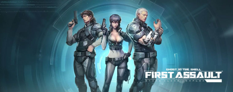 ghost in the shell first assault online banner