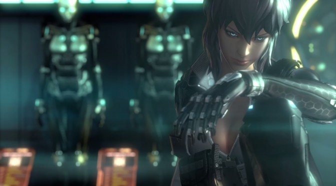 ghost in the shell first assault online pc game