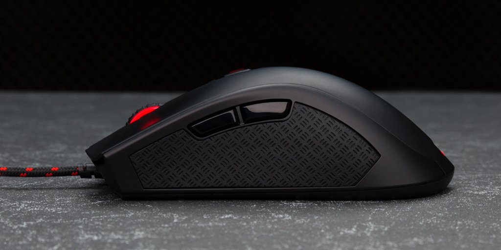 kingstone hyperx pulsefire gaming mouse