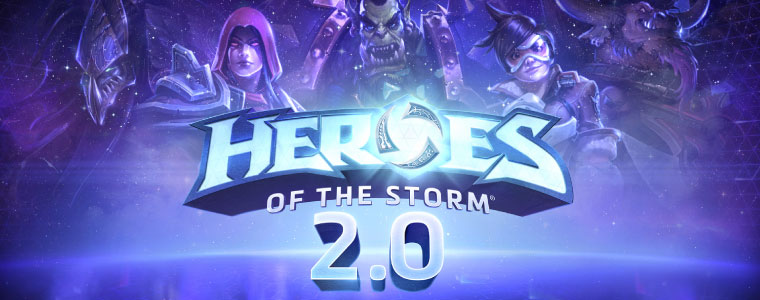 heroes of the storm 2.0 banner