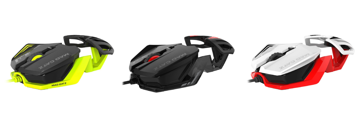 mad catz rat1 gaming mouse