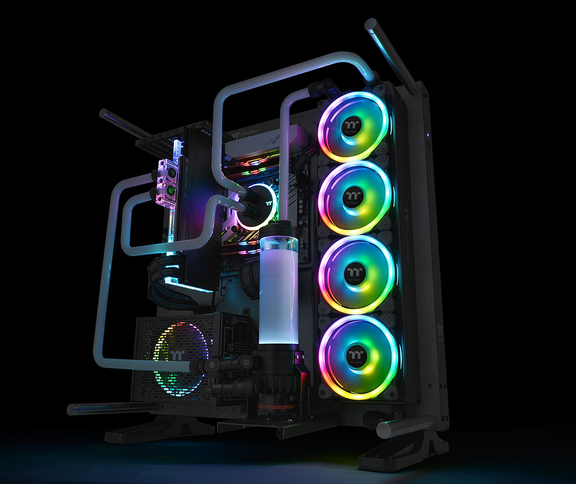 thermaltake riing trio 12 rgb fan